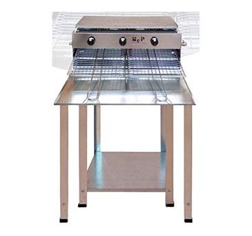 Barbecue Vulcano Ditta BeP | Il Faro Elettrodomestici