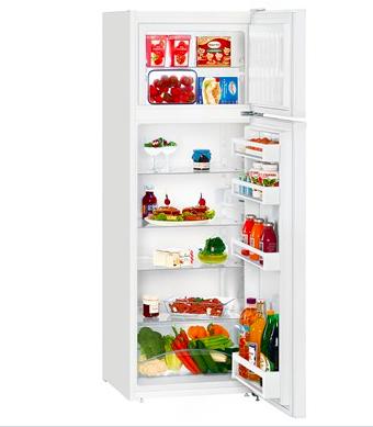 frigorifero liebherr aperto